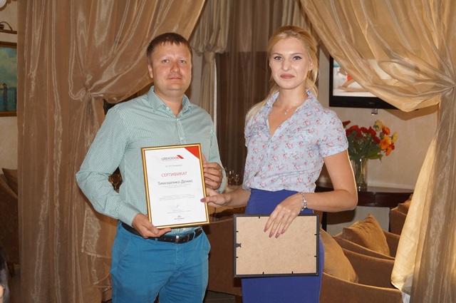 12 серпня у Харкові відбувся бізнес-ланч з представниками ріелторських компаній