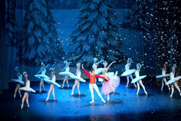 Рождество с «Щелкунчиком» в театре «Олимпия»