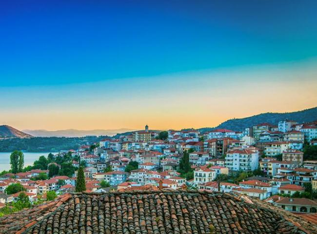 The magnificent city of Kastoria