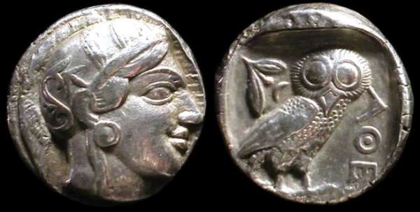 Unsurpassed masterpieces of ancient Greek coins