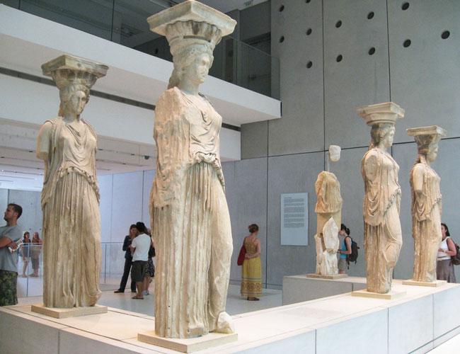 Свободный вход в греческие музеи в эти выходные