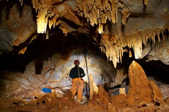 Знайдена найкрасивіша печера Аттики