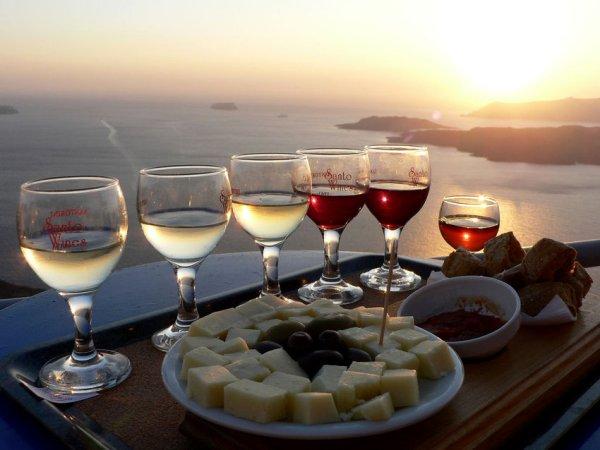 Праздник виноделов  в Афинах