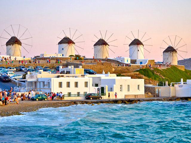 The velvet season in Greece!