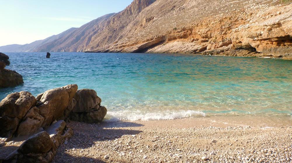 Безлюдний острів в Греції пропонує канікули виживання
