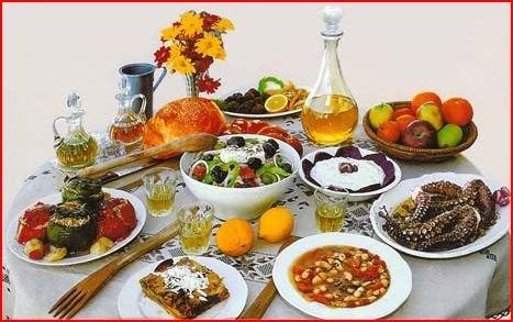 Four secrets of Greek cuisine.