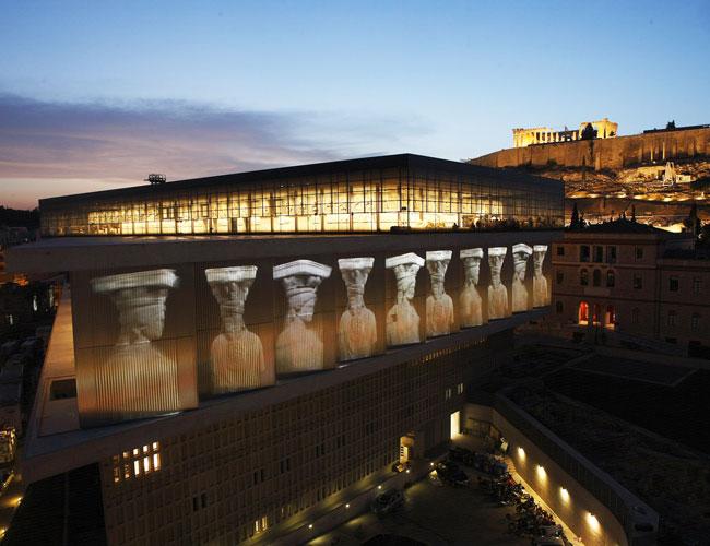 Музей Акрополя в десятке лучших музеев мира