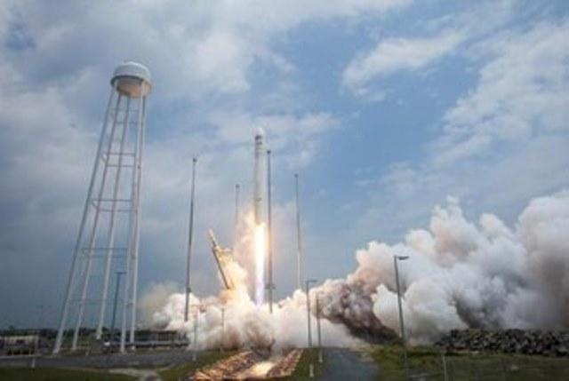 Греческий спутник запущен в космос