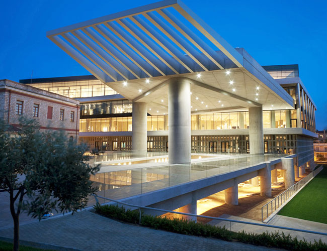 Acropolis Museum  celebrates Independence Day