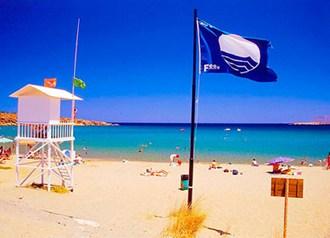 """408 пляжей и 10 пристаней получили """"Голубой флаг"""""""