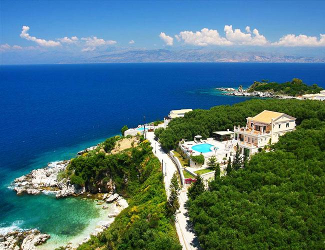 Дом с видом на море - реальная мечта!