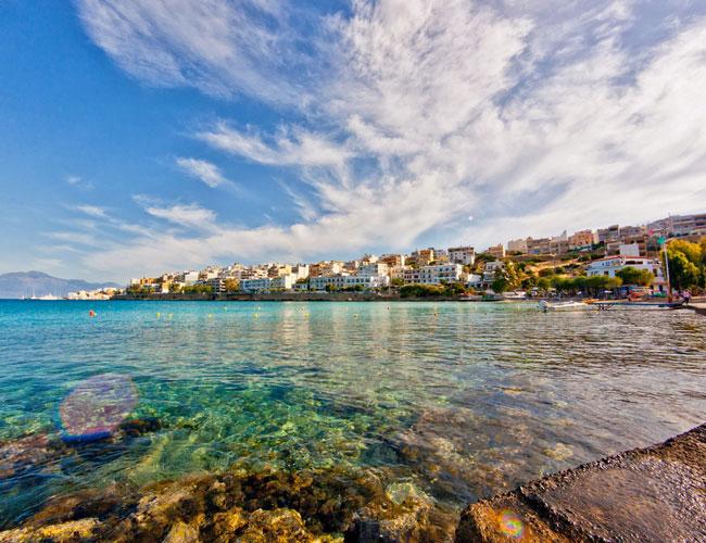 Десять городов «другой» Греции