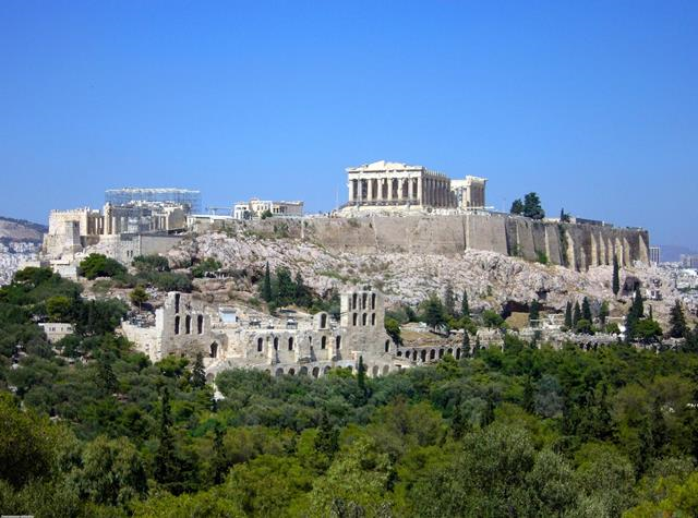 Мировая значимость Акрополя
