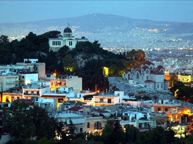 Афины станут наиболее популярным туристическим направлением.