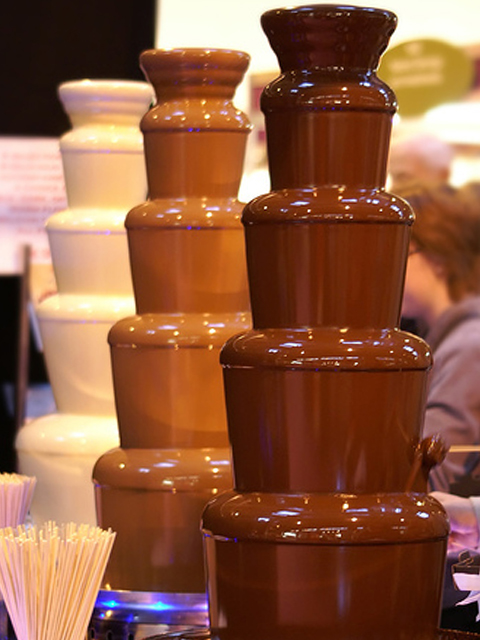 Chocolate miracles and other surprises in the Greek capital!