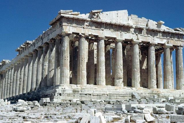 Афины-душа Греции
