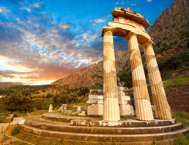 Десятка лучших мест для знакомства с Грецией.
