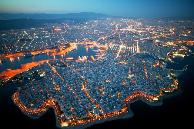 Пірей - морська столиця Європи з 28 по 31 травня