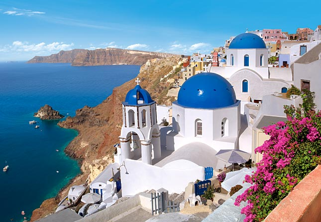 10 most popular sites in Greece