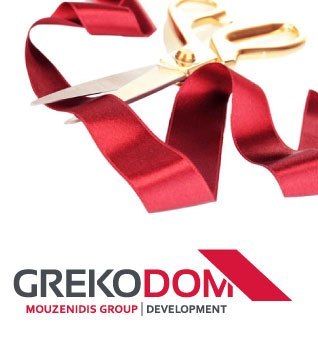 A new domus for GREKODOM!