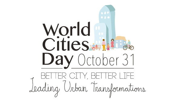 A series of activities in Athens on the occasion of the world day of cities 31 October