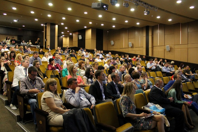 In Dnepropetrovsk held the XIX International Conference of the Association of Realtors