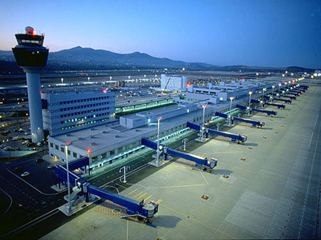 Greek airports at the top in Europe