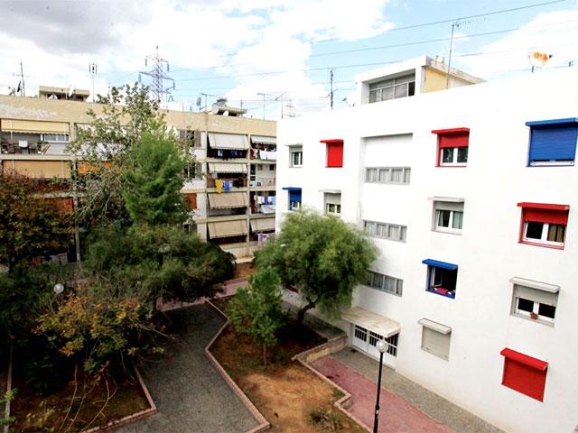 Первый Эко квартал Афин