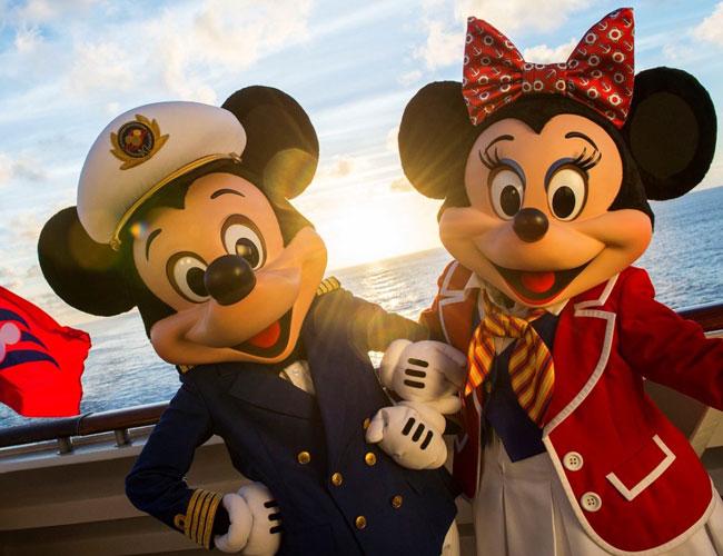 Микки Маус и его друзья в Ираклионе