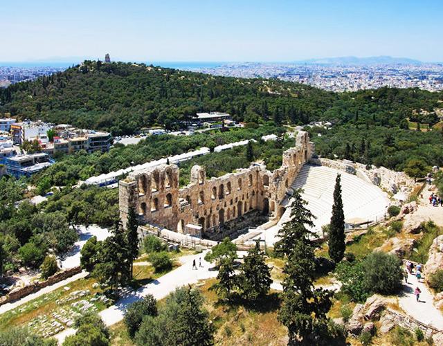 1 июня стартует «Афинский фестиваль».
