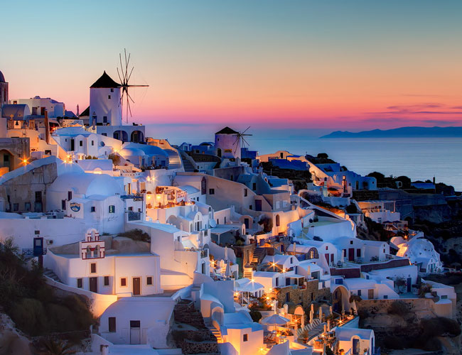 Santorini is one of the most beautiful Island in the world.