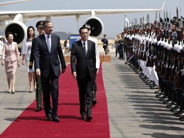 Chinese president due on Rhodes in symbolic visit