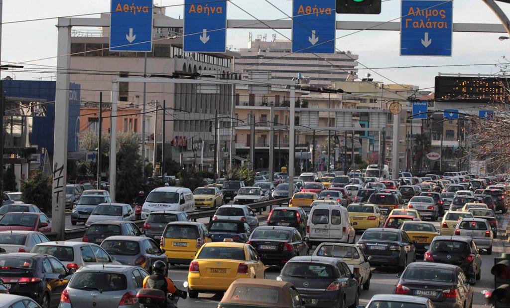 Google прийшов на допомогу автолюбителям Греції