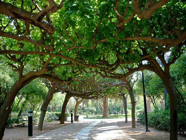 Gardens & Parks in Greece