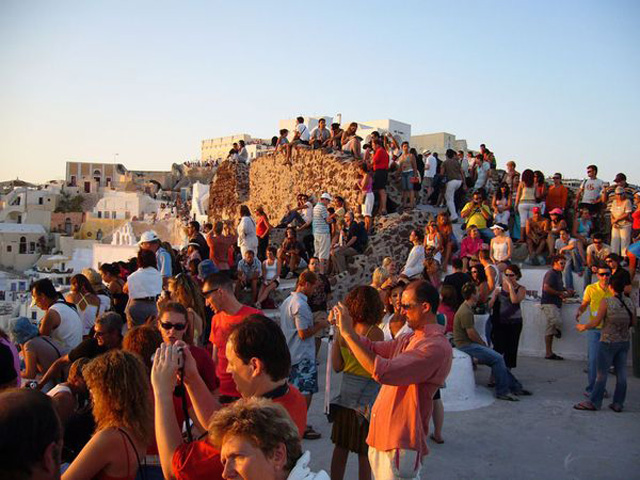 Positive marks for next year in Greek tourism
