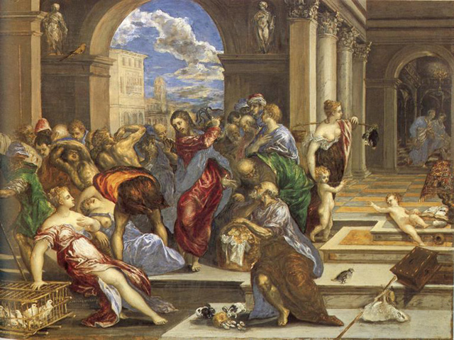 Greece Celebrates 400 Years of El Greco