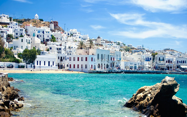 Greece is back, doing what it has done since the 50's!