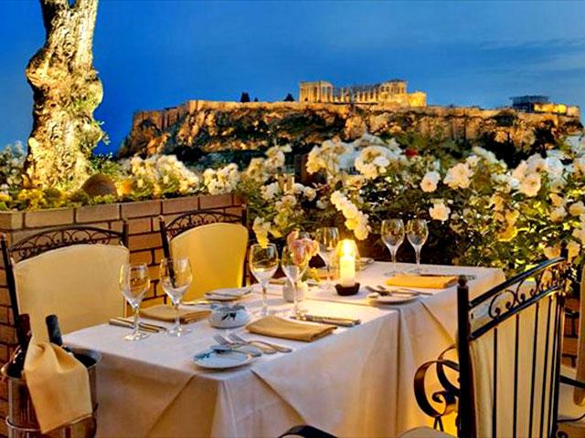 Рестораны Афин в списке лучших в Европе!