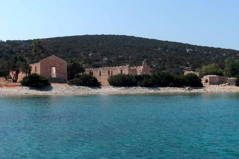 Uninhabited Greek island to host survival vacations