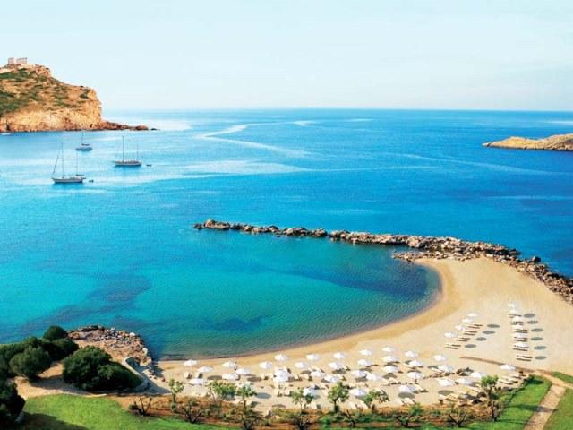 Греция в пятерке самых популярных мест для отдыха 2015