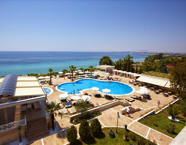 """Success Story"" with an investment of 350 million euros in the Peninsula of Chalkidiki."