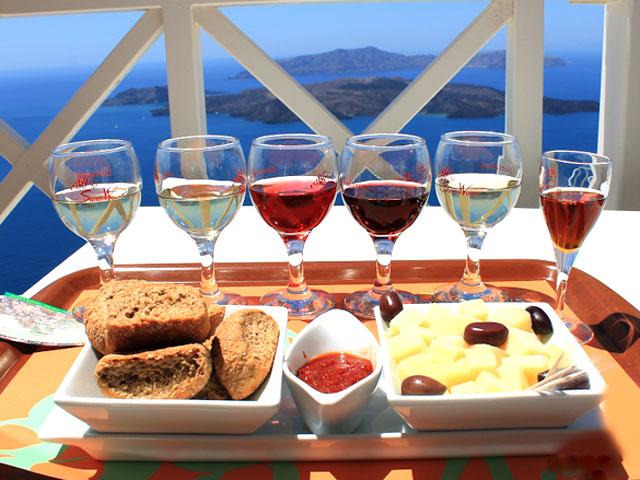 15-ый Международный конкурс вин в Греции