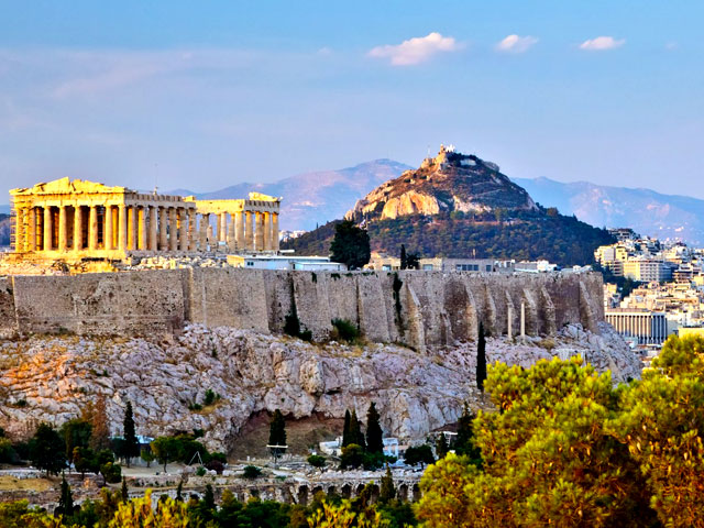 Athens - main investment destination for 2015!