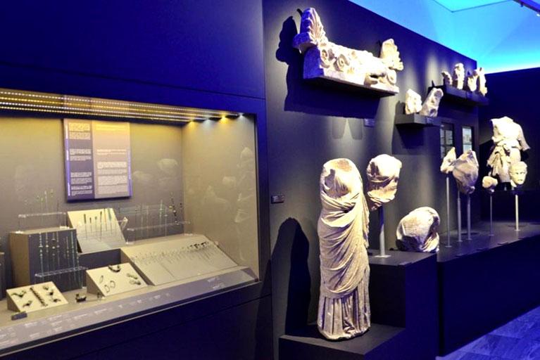 Peloponnese museum nominated for European award