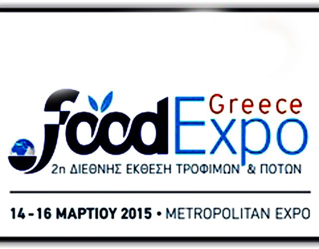 FOOD EXPO GREECE 2015 - 2nd International Exhibition of Food and Beverage