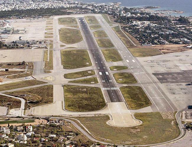 Приобретение пакета акций компании Греческого Аэропорта