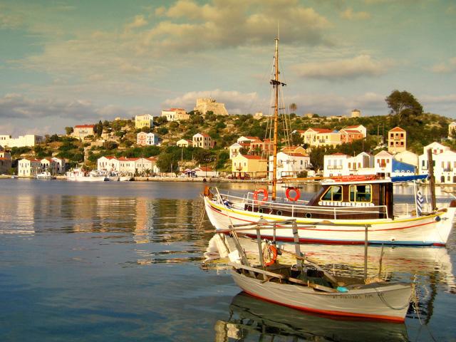 Греция - одна из трех самых популярных направлений среди туристов