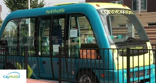 На улицах греческого города появятся автобусы без водителей