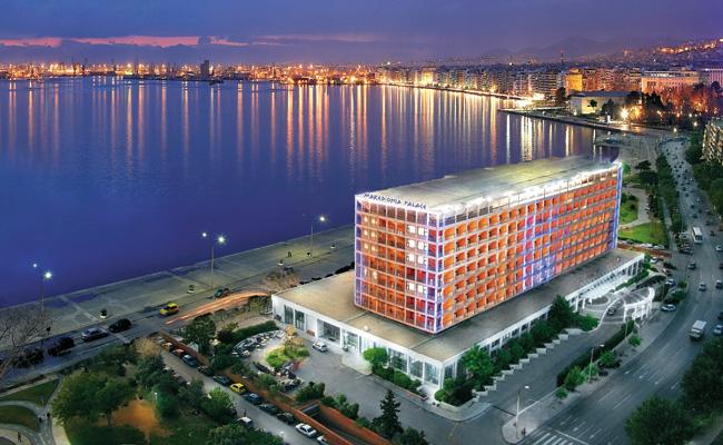 Объявляется международный тендер на отель «Македония Палас»