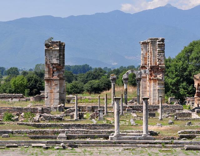 Археологический памятник древних Филипп пополнит  списки памятников культурного наследия ЮНЕСКО